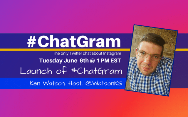 #ChatGram Launch Day
